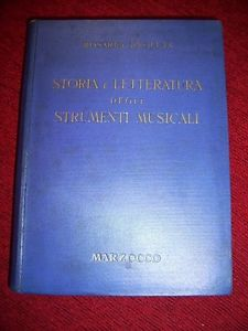 storia e letteratura della musica