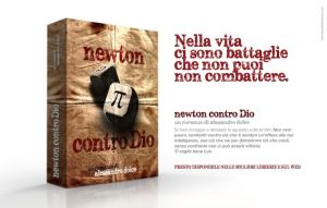 locandina newton contro dio