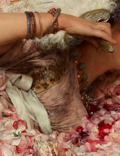 The Roses of Heliogabalus, Sir Lawrence Alma-Tadema, 1888