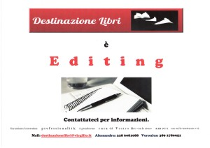 destinazione è editing