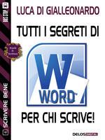 segreti di word