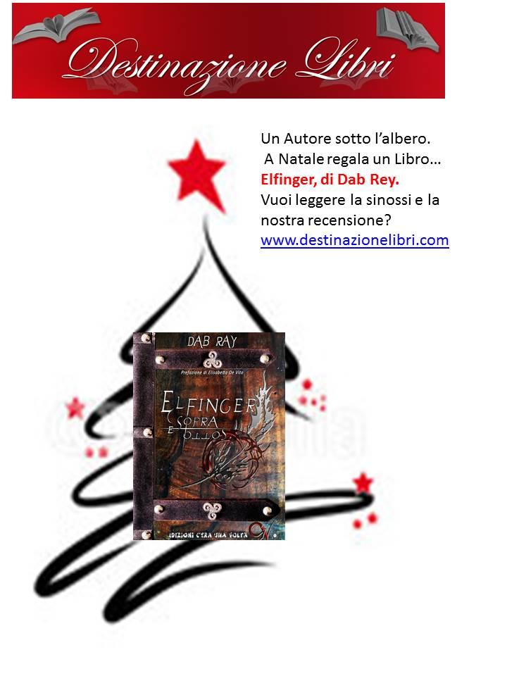 autore sotto l'albero elf