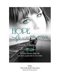 Hope gli occhi della speranza