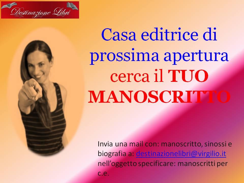 ricerca manoscritti la strada