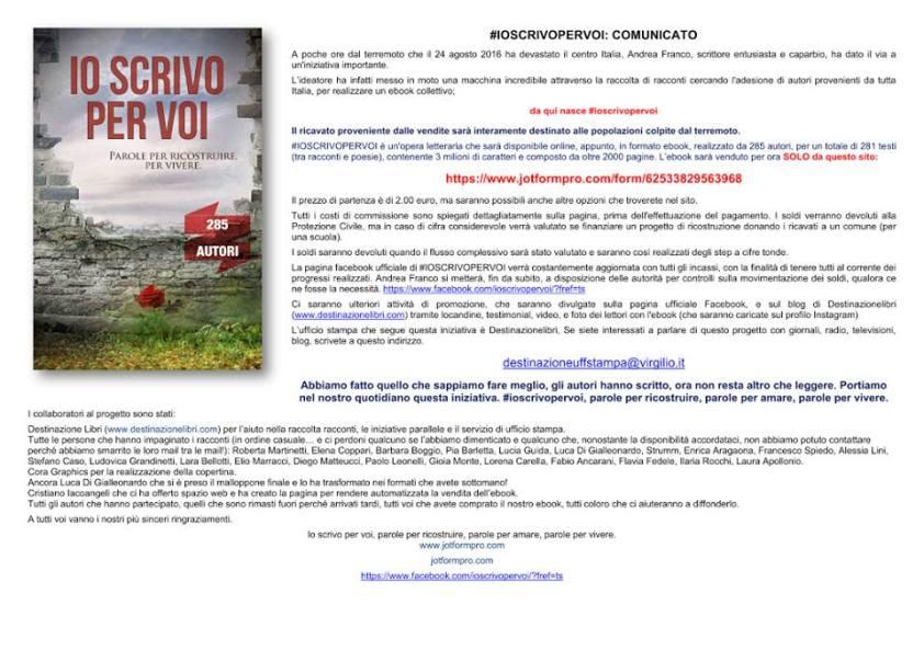 comunicato-stampa-ufficiale-ioscrivopervoi